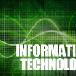 Information Technology — Stock Photo