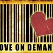 Stock Photo: Love on Demand