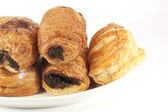 Butter Pastries Variety — Stock Photo