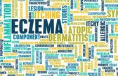 Eczema — Stock Photo