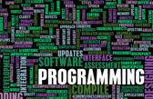 Programming — Stock Photo
