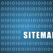 Stock Photo: Sitemap