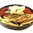 Stock Photo: Chinese Herbal Soup Ingredients