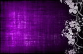 Purple Grunge Design Texture — Stock Photo