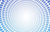 Zoom Spiral Copyspace Backdrop — Stock Photo