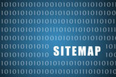Sitemap — Stock Photo