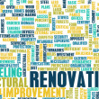 Renovation — Stock Photo