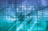 Verwerking van gegevens — Stockfoto