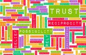 Trust — Stock Photo