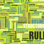Постер, плакат: Rules