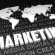 Marketing — Foto de Stock