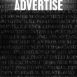 Advertise — Stock Photo #28427525