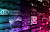 Multimedia Technology — Stock Photo