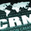 Stock Photo: CRM Industry Global Standard