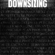 Downsizing — Stock Photo
