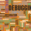 Stock Photo: Debugging