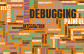 Debugging — Stock Photo
