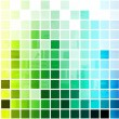 Stock Photo: Colorful Simplistic and Minimalist Abstract