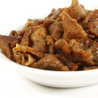 Stir Fried Beef — Stock Photo