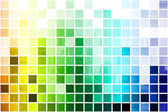 Colorful Simplistic and Minimalist Abstract — Stock Photo
