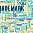 Trademark — Stock Photo