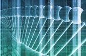 Business Genetics — Stock Photo