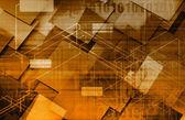 Electronic Trade — Stock Photo