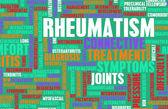 Rheumatism — Stock Photo