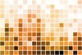 Orange Cubic Professional Abstract Background — Stock Photo