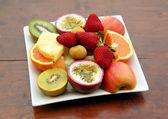 Mélanges de fruits — Photo
