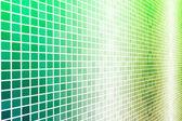 Futuristic Network Energy Data Grid — Stock Photo