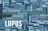 Lupus — Foto Stock