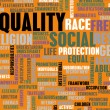 Social Equality — Stock Photo #29530829