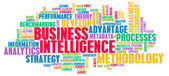 Business Intelligence — Stock Photo