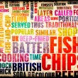 Stock Photo: Fish and Chips