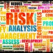 Stok fotoğraf: Risk Analysis