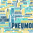 Pneumonia — Stock Photo