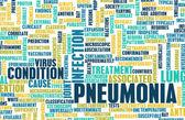 Pneumonia — Stock Photo