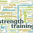 Strength Training — Stock Photo #29977607