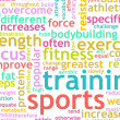 Sports Training — Stock Photo