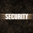 Stock Photo: Security