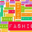 Fashion Industry — Foto Stock