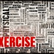 Stockfoto: Exercise Concept
