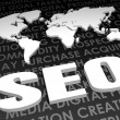 SEO Industry Global Standard — Stock Photo