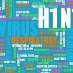 H1N1 — Stock Photo #30434939