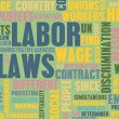 Stock Photo: Labor Laws
