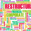 Restructuring — Stock Photo