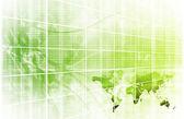 Zakelijke technologie achtergrond — Stockfoto