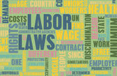 Labor Laws — Stock Photo