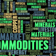 Stock Photo: Commodities Trading